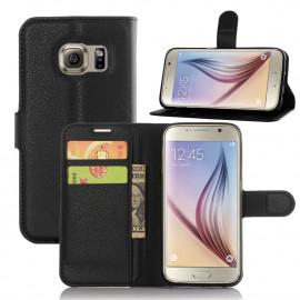 Book Case Samsung Galaxy S7 Hoesje - Zwart