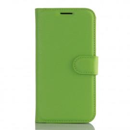 Book Case Samsung Galaxy S7 Hoesje - Groen