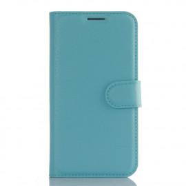 Book Case Samsung Galaxy S7 Hoesje - Lichtblauw