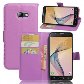 Book Case Samsung Galaxy A5 (2017) Hoesje - Paars