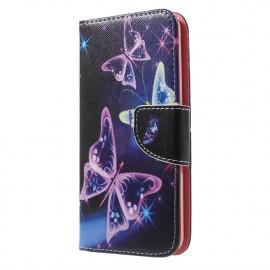 Book Case Samsung Galaxy J5 (2016) Hoesje - Vlinders