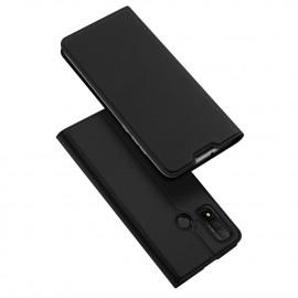 Dux Ducis Skin Pro Huawei P Smart (2020) Hoesje - Zwart