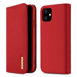 Dux Ducis Wish iPhone 11 Hoesje - Rood