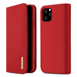 Dux Ducis Wish iPhone 11 Pro Hoesje - Rood