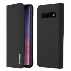 Dux Ducis Wish Samsung Galaxy S10 Plus Hoesje - Zwart