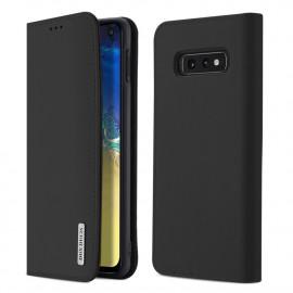 Dux Ducis Wish Samsung Galaxy S10e Hoesje - Zwart