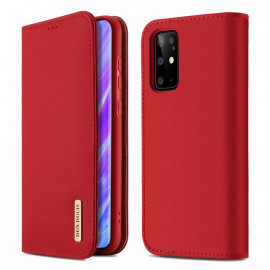 Dux Ducis Wish Samsung Galaxy S20 Plus Hoesje - Rood