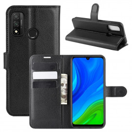 Book Case Huawei P Smart (2020) Hoesje - Zwart