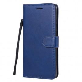 Book Case Huawei P Smart (2020) Hoesje - Blauw