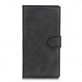Luxe Book Case Huawei P Smart (2020) Hoesje - Zwart