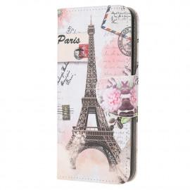 Book Case Huawei P Smart (2020) Hoesje - Eiffeltoren