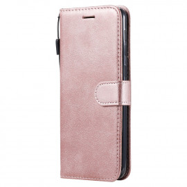 Book Case Samsung Galaxy M31 Hoesje - Rose Gold