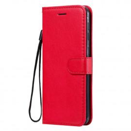 Book Case Samsung Galaxy M31 Hoesje - Rood