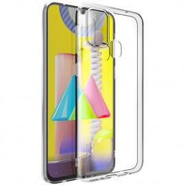 TPU Samsung Galaxy M31 Hoesje - Transparant