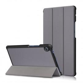 Tri-Fold Book Case Huawei MatePad T8 Hoesje - Grijs