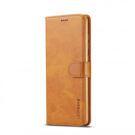 Luxe Book Case Samsung Galaxy A31 Hoesje - Bruin