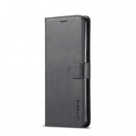 Luxe Book Case Samsung Galaxy A31 Hoesje - Zwart