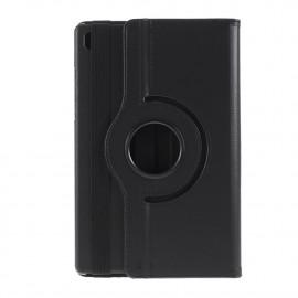 360 Rotating Case Samsung Galaxy Tab A7 Hoesje - Zwart