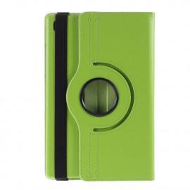 360 Rotating Case Samsung Galaxy Tab A7 Hoesje - Groen