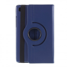 360 Rotating Case Samsung Galaxy Tab A7 Hoesje - Donkerblauw