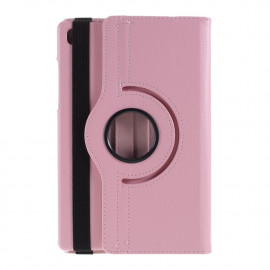 360 Rotating Case Samsung Galaxy Tab A7 Hoesje - Pink