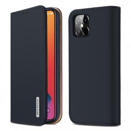 Dux Ducis Wish iPhone 12 Pro Max Hoesje - Blauw