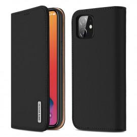 Dux Ducis Wish iPhone 12 Mini Hoesje - Zwart