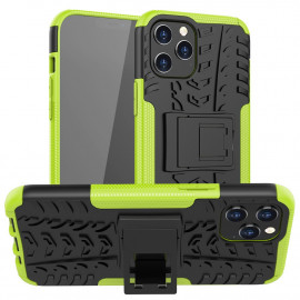Rugged Kickstand iPhone 12 Pro Max Hoesje - Groen