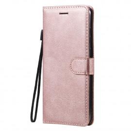 Book Case Samsung Galaxy M11 / A11 Hoesje - Rose Gold