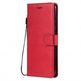 Book Case Samsung Galaxy M11 / A11 Hoesje - Rood