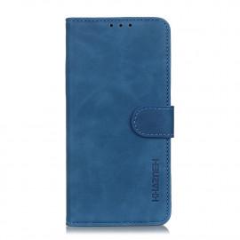 Book Case Motorola Moto E7 Plus Hoesje - Blauw