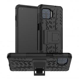 Rugged Kickstand Motorola Moto G 5G Plus Hoesje - Zwart