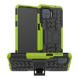 Rugged Kickstand Motorola Moto G 5G Plus Hoesje - Groen