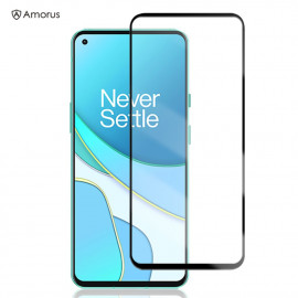 Full-Cover Tempered Glass OnePlus 8T - Zwart