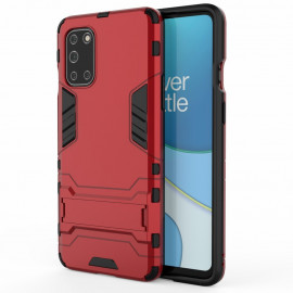 Armor Kickstand OnePlus 8T Hoesje - Rood