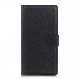 Book Case OnePlus 8T Hoesje - Zwart