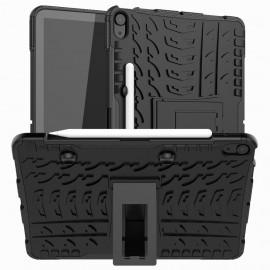 Rugged Kickstand iPad Air (2020) Hoesje - Zwart