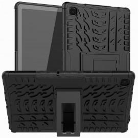 Rugged Kickstand Samsung Galaxy Tab A7 (2020) Hoesje - Zwart