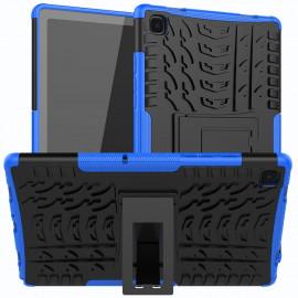 Rugged Kickstand Samsung Galaxy Tab A7 (2020) Hoesje - Blauw