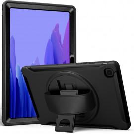 Heavy Duty Case Samsung Galaxy Tab A7 (2020) Hoesje - Zwart