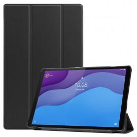Tri-Fold Book Case Lenovo Tab M10 HD Gen 2 (TB-X306F) Hoesje - Zwart