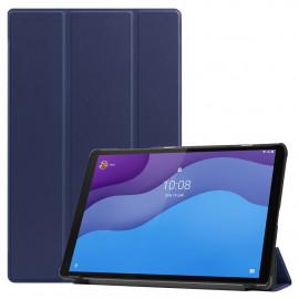 Tri-Fold Book Case Lenovo Tab M10 HD Gen 2 (TB-X306F) Hoesje - Donkerblauw