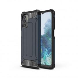 Armor Hybrid Samsung Galaxy A32 5G Hoesje - Donkerblauw