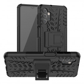 Rugged Kickstand Samsung Galaxy A32 5G Hoesje - Zwart