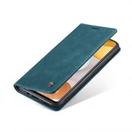 CaseMe Book Case Samsung Galaxy S21 Ultra Hoesje - Groen