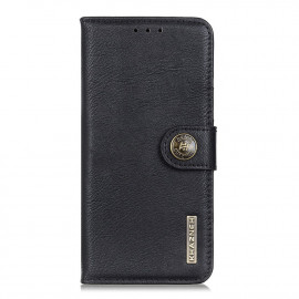 Classic Book Case Samsung Galaxy A52 Hoesje - Zwart