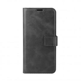 Luxe Book Case Motorola Moto G9 Power Hoesje - Zwart