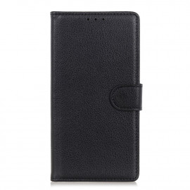 Book Case Nokia 5.4 Hoesje - Zwart