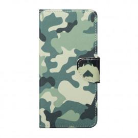 Book Case Nokia 5.4 Hoesje - Camouflage