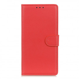 Book Case Samsung Galaxy A32 4G Hoesje - Rood
